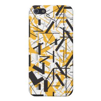 Howell Geometrics VIII iPhone 4 Case