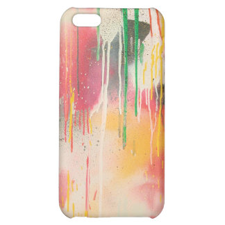Howell Graffiti Drips iPhone 4 Case