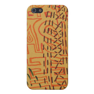 Howell Handmade Graphic iPhone 4 Case