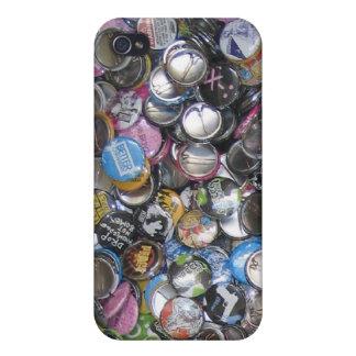 Howell mezcló la caja del iPhone de los mensajes I iPhone 4 Funda