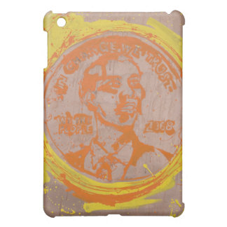 Howell Obama Dropping Coin iPad Case