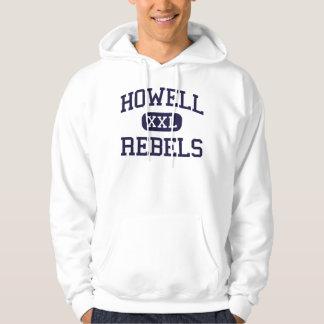 Howell - rebeldes - alto - Farmingdale New Jersey Sudadera Con Capucha
