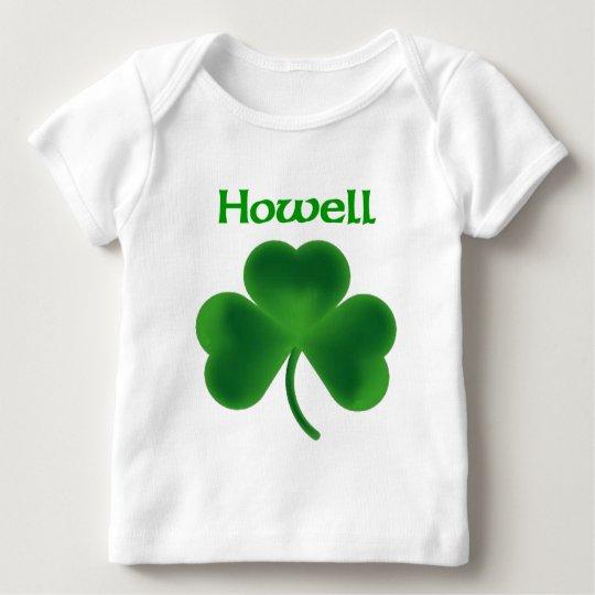 Howell Shamrock Baby T-Shirt