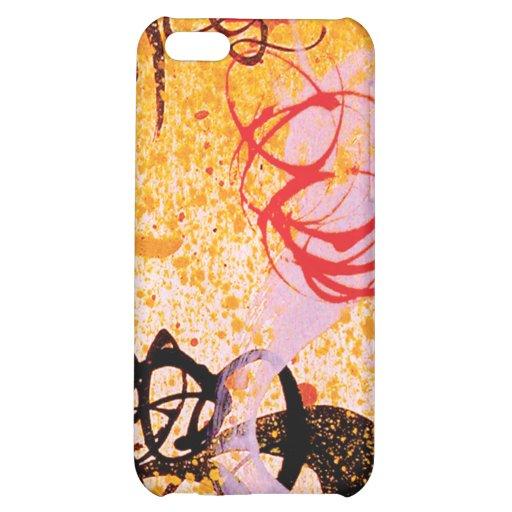 Howell Swirl Graffiti iPhone 4 Case