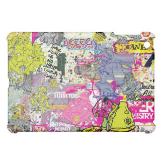 Howell Vector Graffiti iPad Case