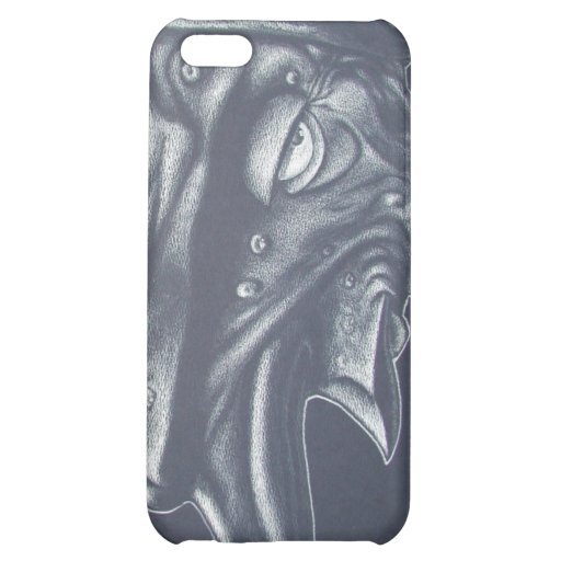 Howell Wart Character iPhone 4 Case