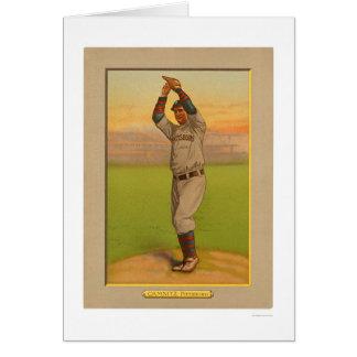 Howie Camnitz piratea el béisbol 1911 Tarjeta De Felicitación