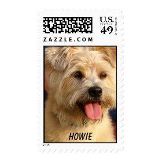 Howie, Norwich Terrier Sellos