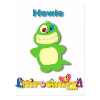 Howie Tarjeta Postal