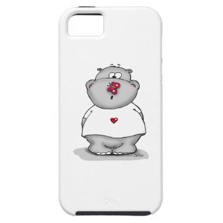 Howie the little Hippo - Hippopotamus iPhone SE/5/5s Case