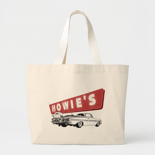 Howie's Drive-In Stratford CT Bag