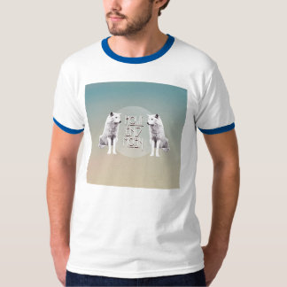 Howl and Moan Ringer T-Shirt