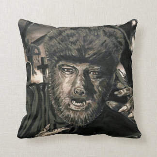 Howl at the Moon Pillow