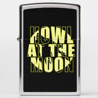 Howl at the Moon Zippo Zippo Lighter