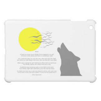 Howl iPad Mini Cases