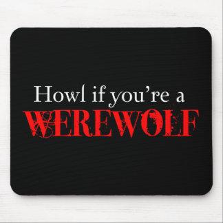 Howl Mousepad