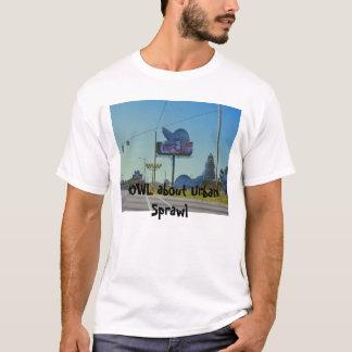HOWL (Urban Sprawl) T-Shirt