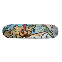 Howland Owl Skateboard Deck