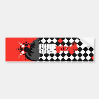 """""""Howler"""" Bumper Sticker"""