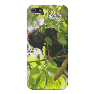 Howler Monkey Picture Cases For iPhone 5