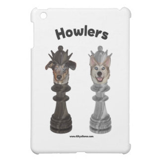 Howlers Chess Dogs Cover For The iPad Mini
