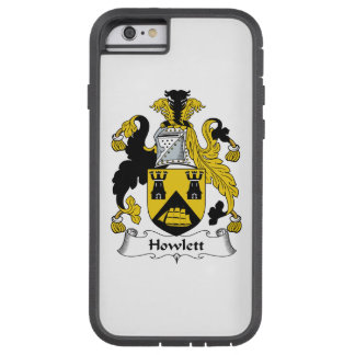 Howlett Family Crest Tough Xtreme iPhone 6 Case
