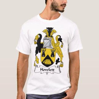 Howlett Family Crest T-Shirt