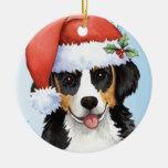 Howliday feliz Berner Ornaments Para Arbol De Navidad