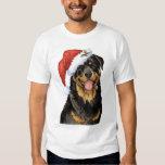 Howliday feliz Rottweiler Poleras
