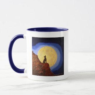 Howlin' At The Moon Mug