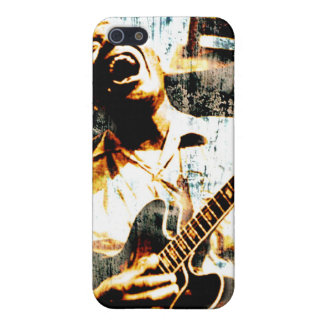 Howlin' Wolf iPhone SE/5/5s Case