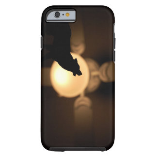Howling at the Moon fan Tough iPhone 6 Case