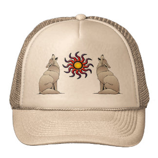 HOWLING COYOTE TRUCKER HAT
