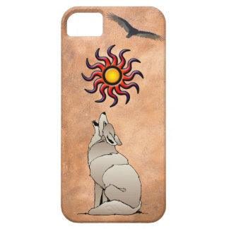 HOWLING COYOTE iPhone 5 CASES