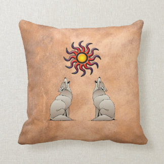 HOWLING COYOTE PILLOWS
