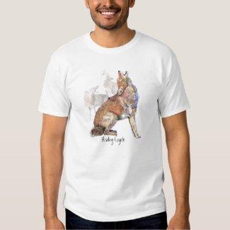 Howling Coyote Shirt