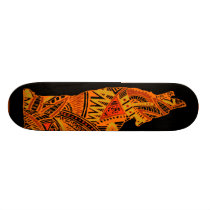 Howling Coyote Southwest Extreme Sports Skateboard