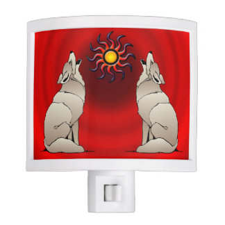 HOWLING COYOTES NIGHT LITES