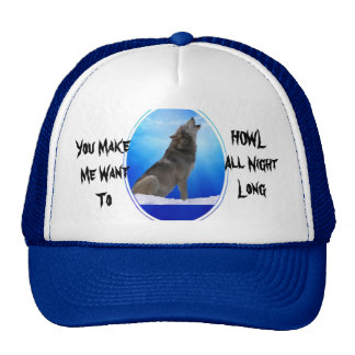 Howling good Hat