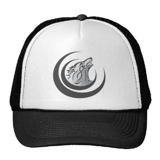 Howling Graphics Trucker Hat
