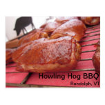 Howling Hog Barbecue Chicken is Tasty Postcard