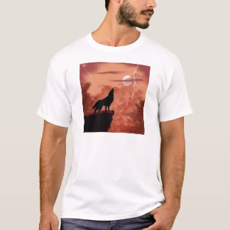 Howling In The Night T-Shirt