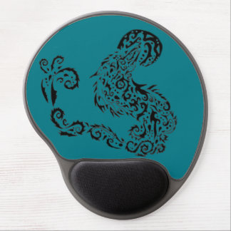 Howling Moon Gel Mouse Pad