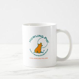 Howling Pig coffee mug, No frou-frou Coffee Mug