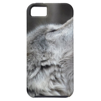 Howling Tundra Wolf iPhone SE/5/5s Case