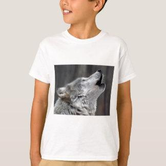 Howling Tundra Wolf T-Shirt