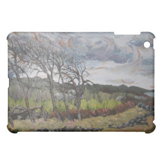 Howling Winds IPad Case