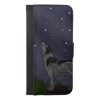 Howling Wolf (Gray)