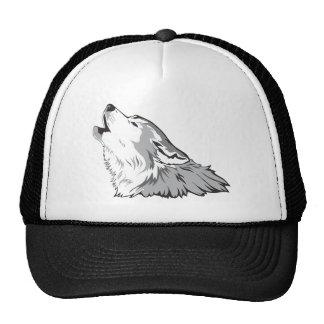 Howling Wolf Trucker Hat