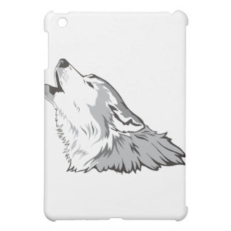 Howling Wolf iPad Mini Cases